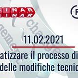 Processo gestione modifiche tecniche