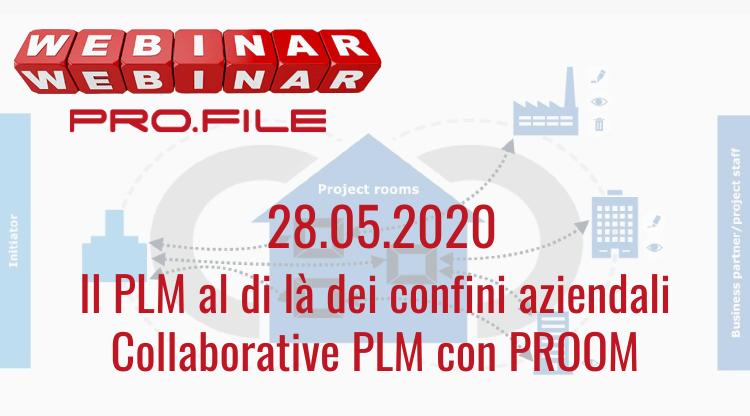 Webinar Collaborative PLM PROOM