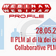 Webinar Collaborative PLM PROOM