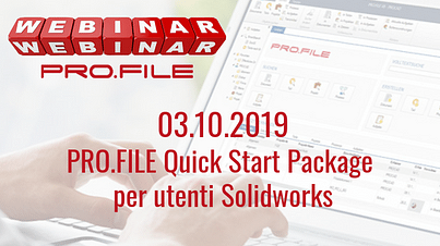 PRO.FILE Quick Start Package