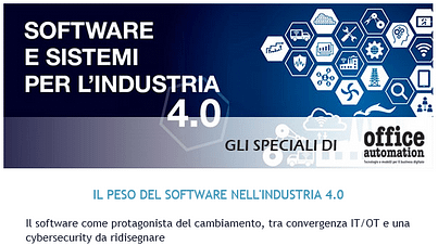 Speciale Industria 4.0 - Office Automation