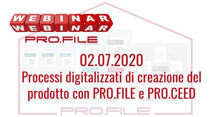 Webinar Processi digitalizzati