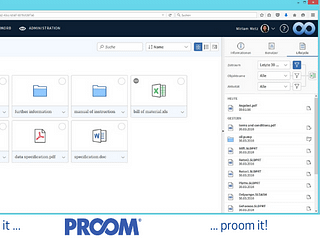 PROOM Don't just send it...proom it!