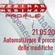 Webinar: Automatizzare il processo di gestione delle modifiche tecniche